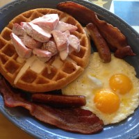 Waffle Full House