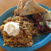 Steak Chipotle Scramble