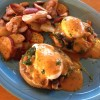 Chipotle Eggs Benedict