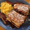 Triple Berry Stuffed French Toast Full House