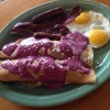 Marionberry Crepes Full House