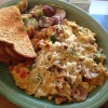 Chicken Apple Sausage Scramble