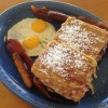 Marionberry Stuffed French Toast Full House