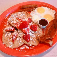 Marionberry Scone French Toast Full House